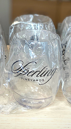 Sperling Logo'd Prestoflex Glasses